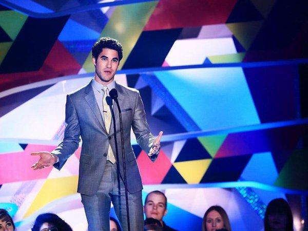 Darren au TeenNick HALO Awards 2013 (photos coup de coeur <3)