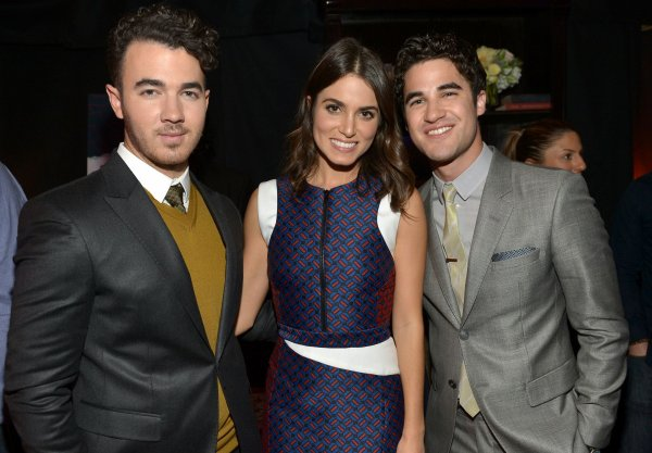 Darren au TeenNick HALO Awards 2013