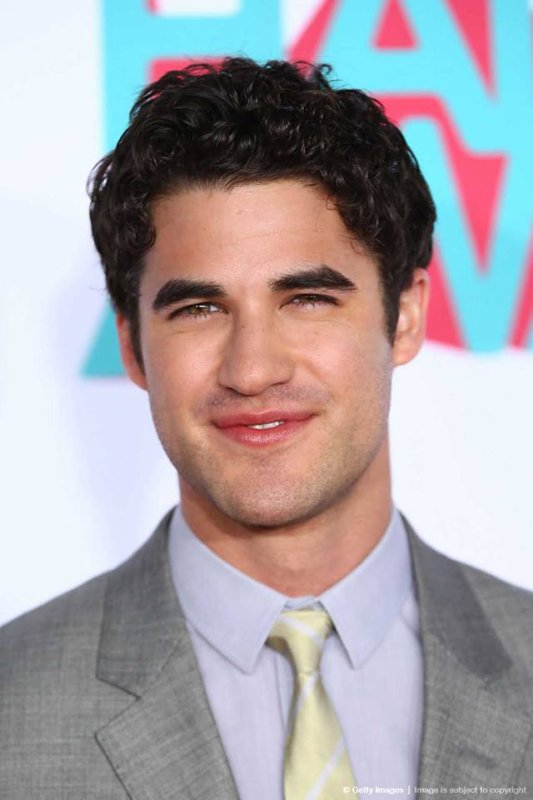 Darren au TeenNick HALO Awards 2013