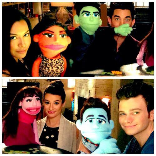 Images Glee Cast