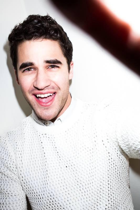 Darren photoshoots pour INDIE Magazine GROS COUP DE COEUR<3