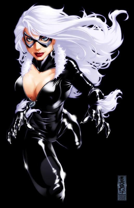 #cartoon #sexy #spiderman