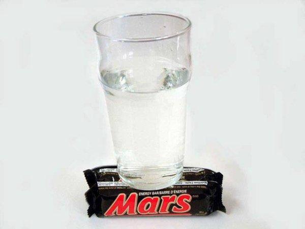 On me dit que c'est confirmé, ils ont trouvé de l'eau sur Mars !