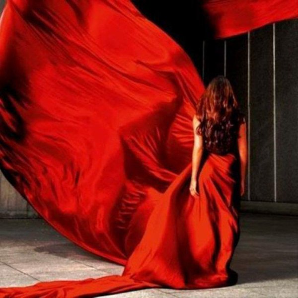 L'âme est une fleur creuse de sang rouge. Elle frémit sous les ondées du chant. Elle s'ouvre dans l'éclaircie d'une voix.