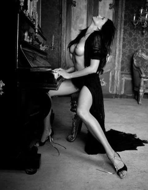 La leçon de piano ?
