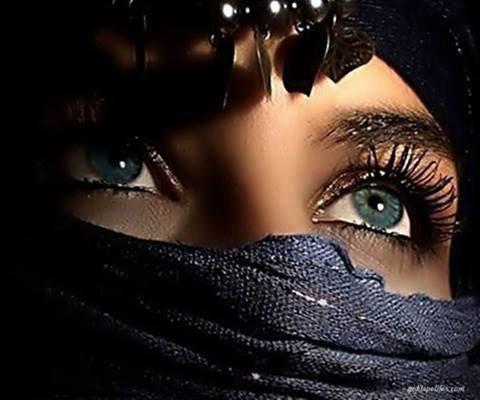 Le regard  de Leïlah