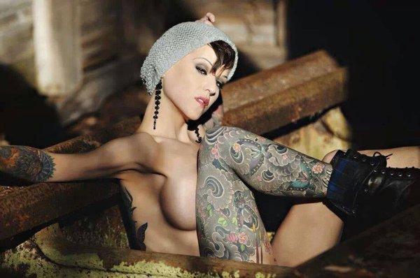 Aimez-vous les tattoos?