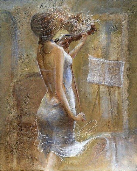 Envie d'apprendre le violon :-)