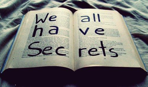 All About Secrets