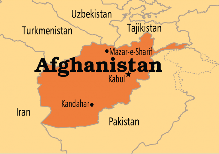 Les Pays _ _ Afghanistan