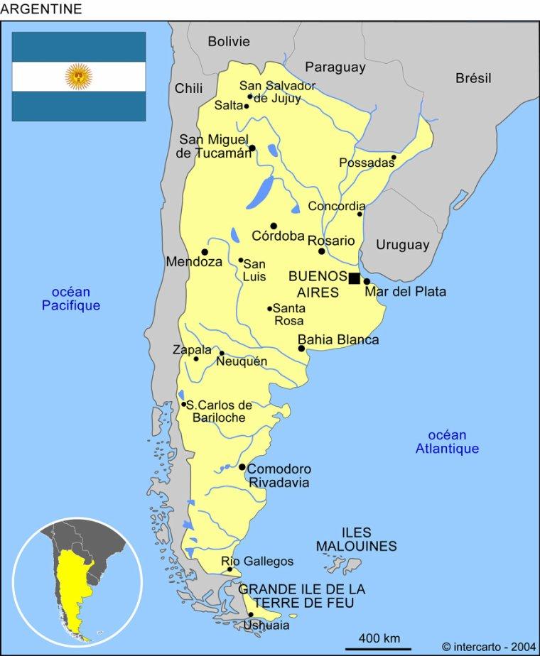 Les Pays _ _ Argentine