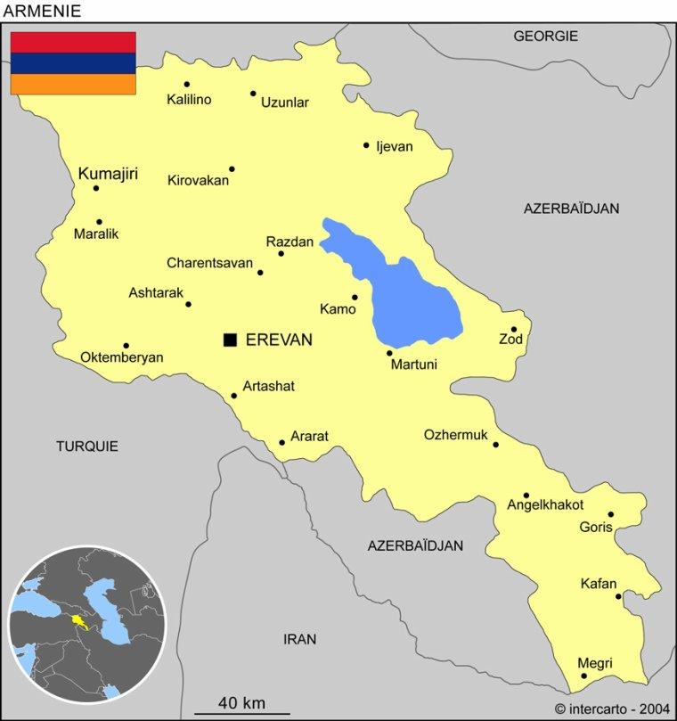 Les Pays _ _ Arménie