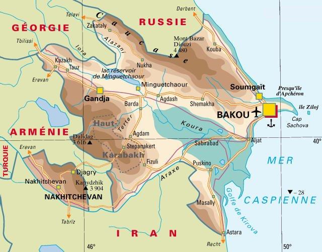 Les Pays _ _ Azerbaïdjan
