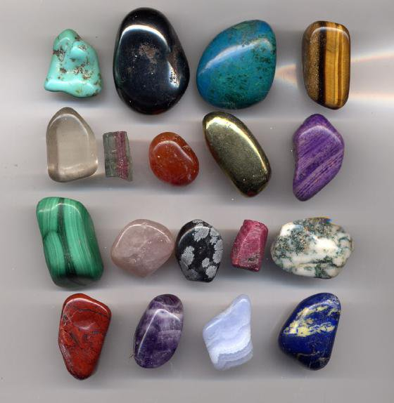 minéraux et roches _ _ Gemme