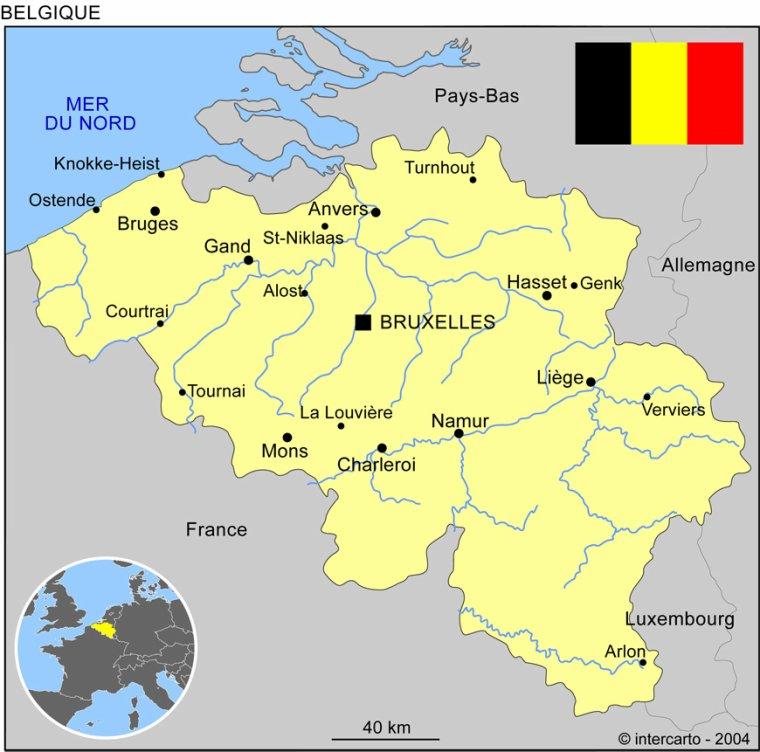 Les Pays _ _ Belgique