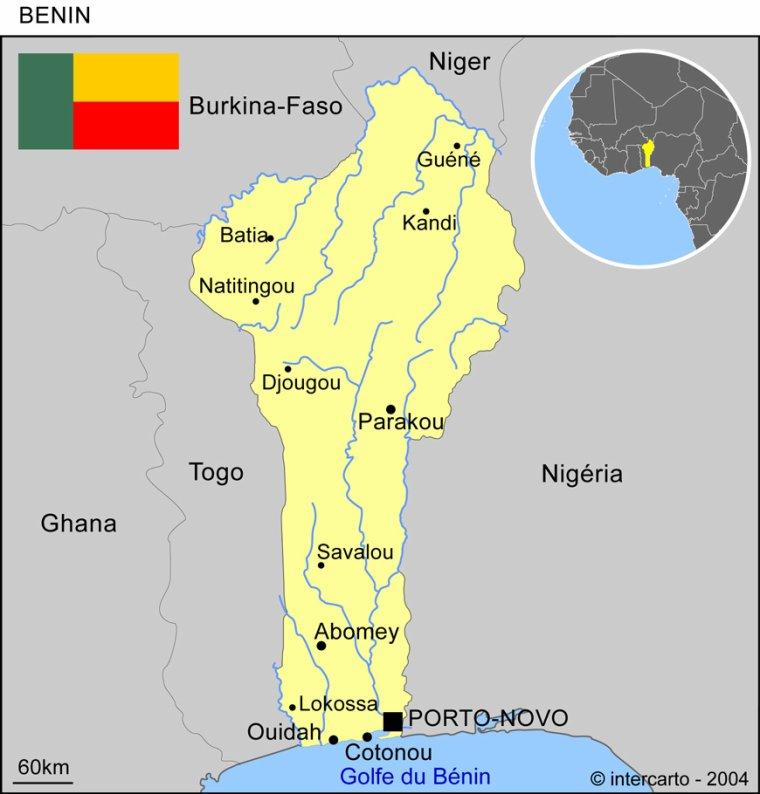 Les Pays _ _ Bénin