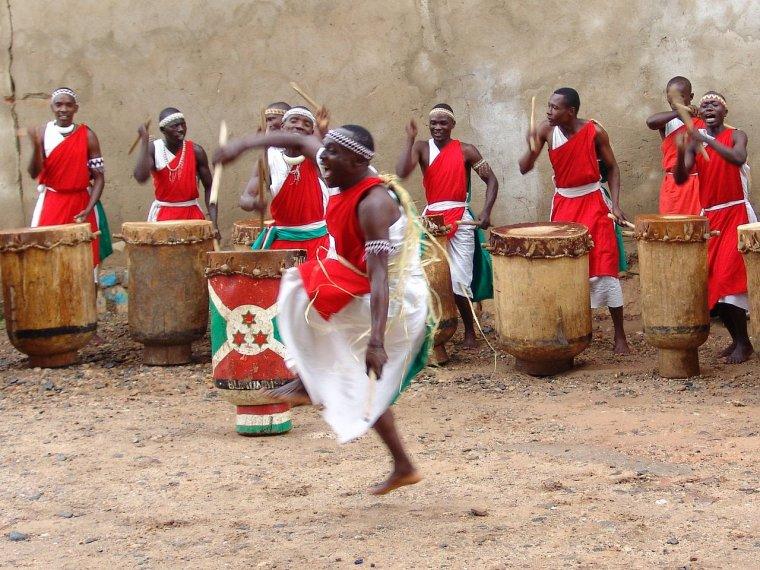 Les Pays _ _ Burundi