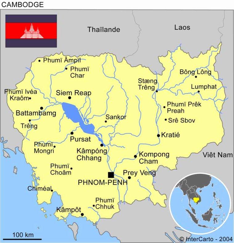 Les Pays _ _ Cambodge
