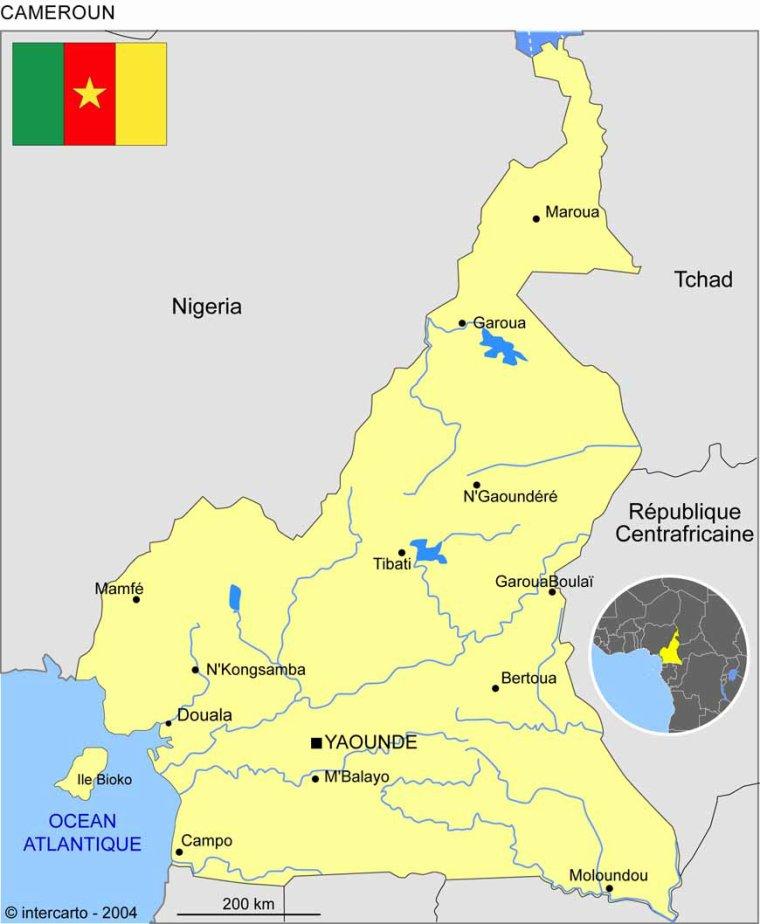 Les Pays _ _ Cameroun