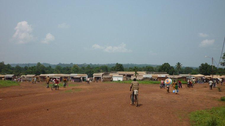 Les Pays _ _ République centrafricaine