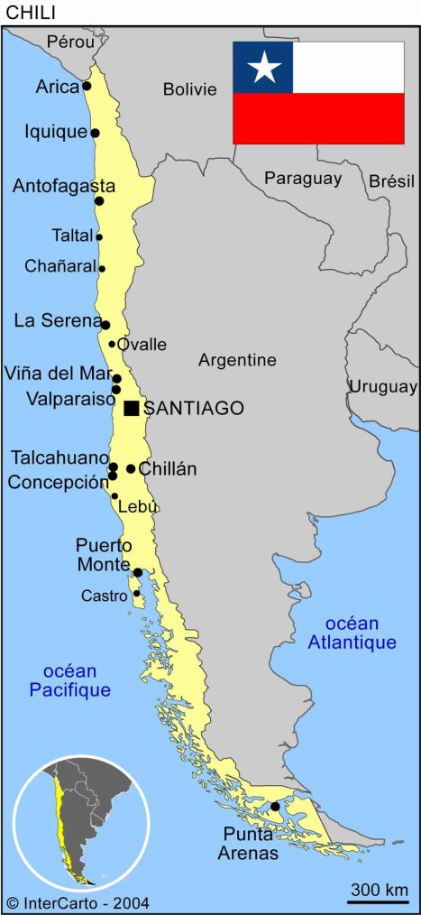 Les Pays _ _ Chili