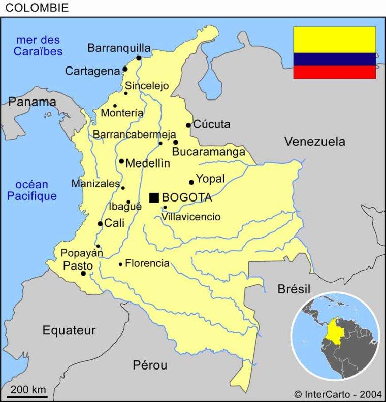 Les Pays _ _ Colombie