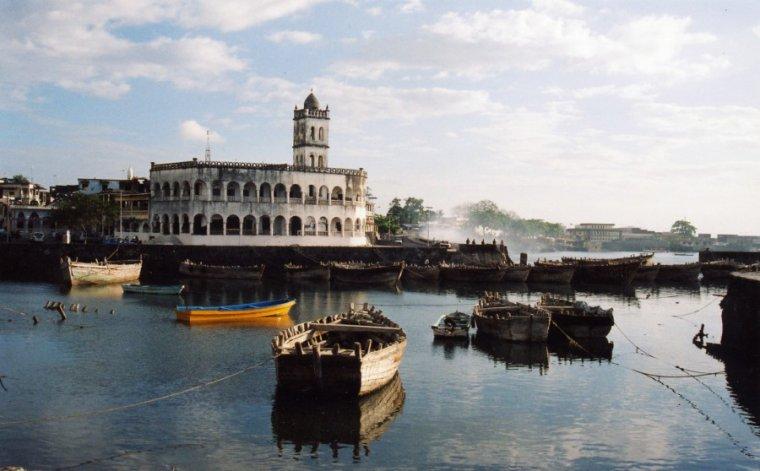 Les Pays _ _ Comores