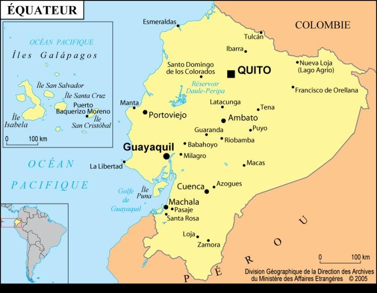 Les Pays _ _ Équateur