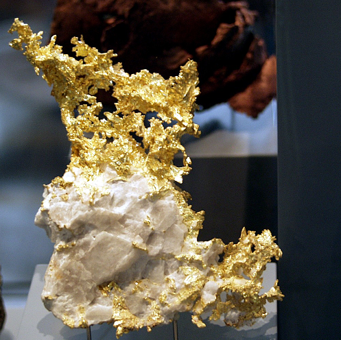 Minéraux et roches _ _ Élément natif