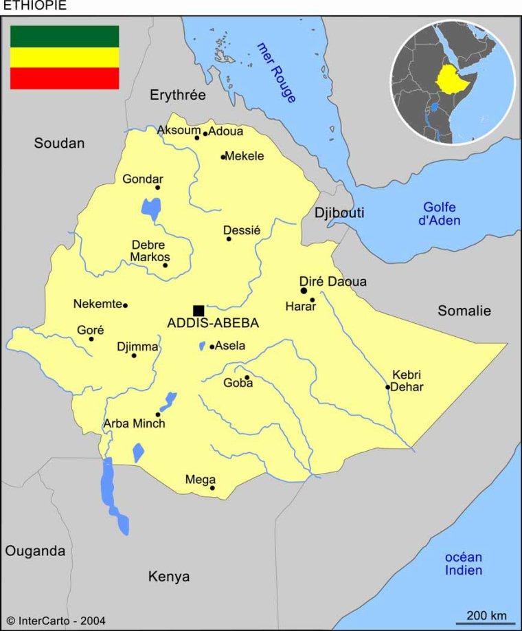 Les Pays _ _ Éthiopie