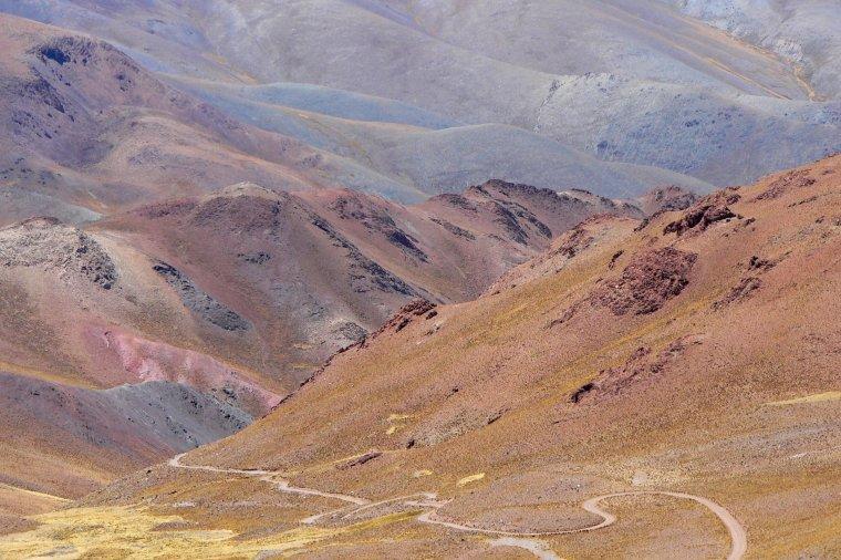 Volcan considéré comme éteint _ _ Abra Grande