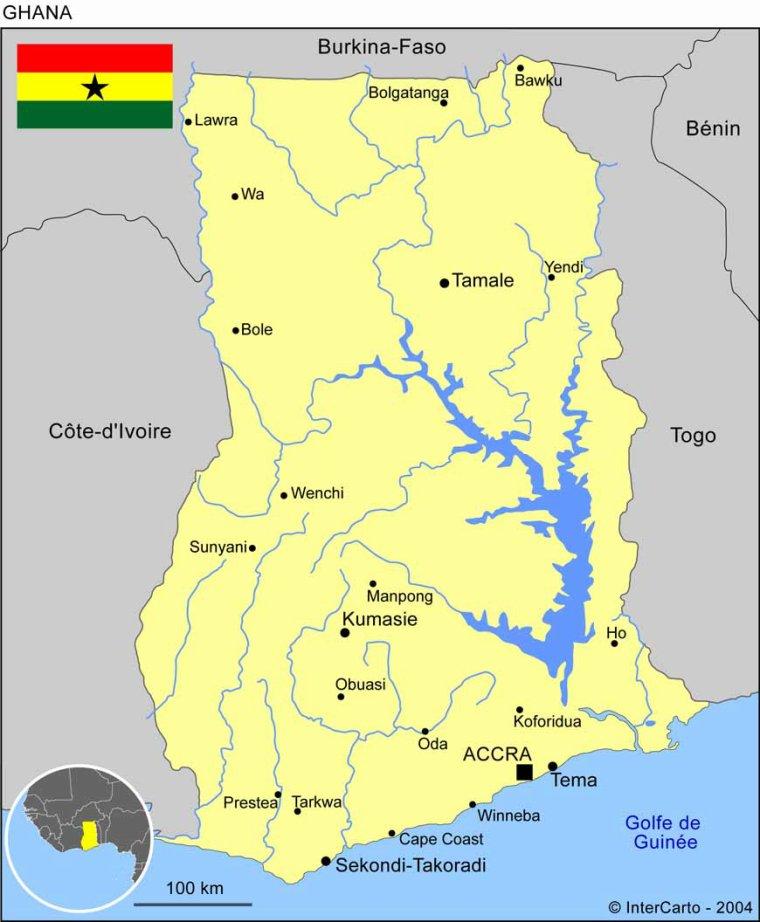 Les Pays _ _ Ghana