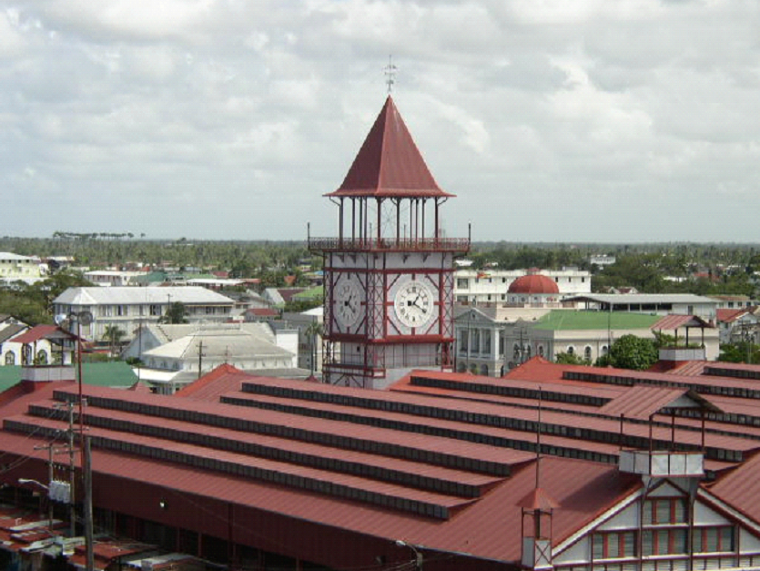 Les Pays _ _ Guyana