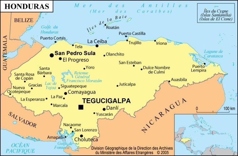 Les Pays _ _ Honduras