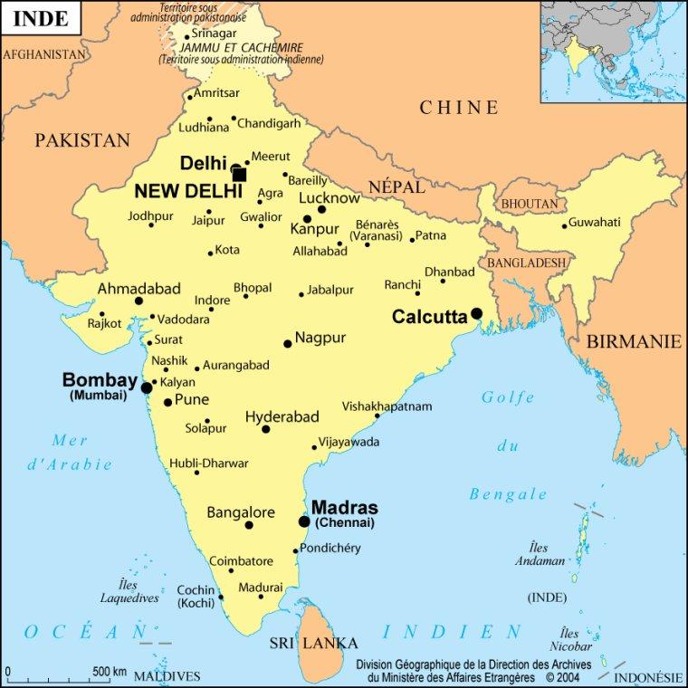 Les Pays _ _ Inde