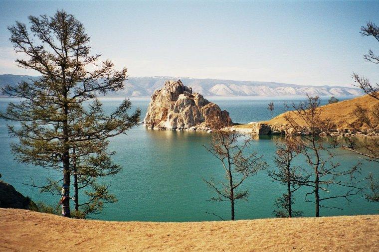 Lac Baïkal _ _ Sibérie