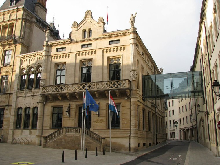 Les Pays _ _ Luxembourg