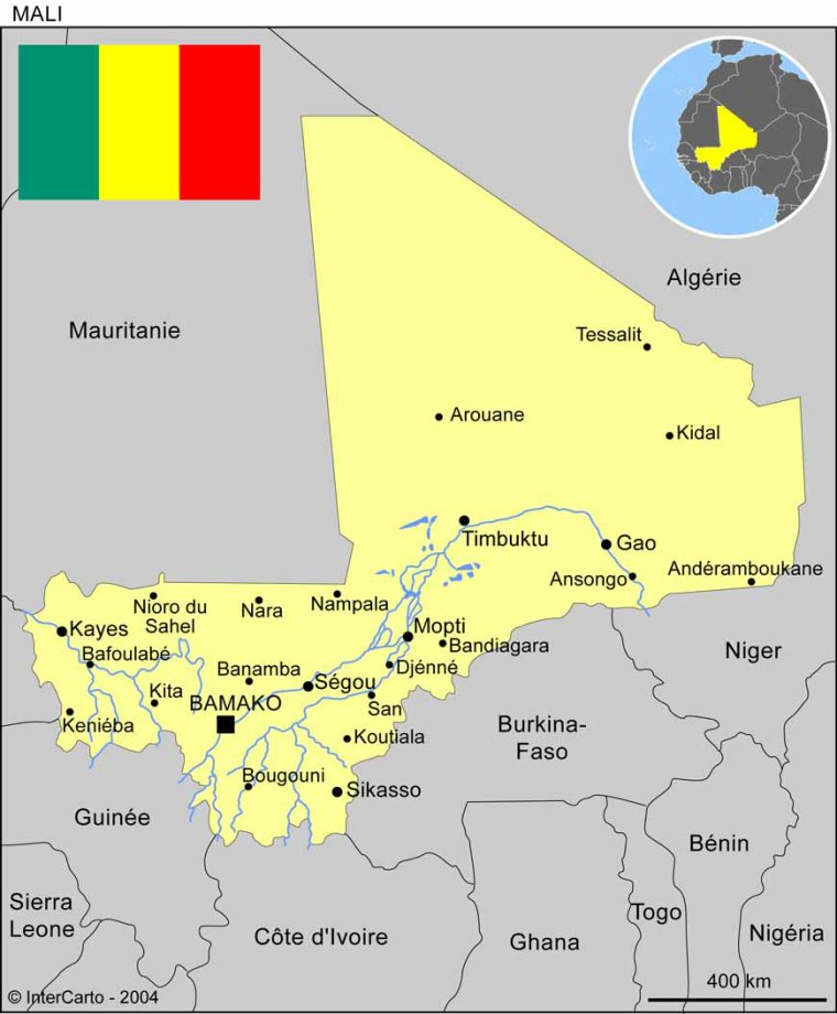 Les Pays _ _ Mali