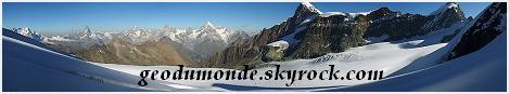 Montagne _ _ Chaîne Transantarctique