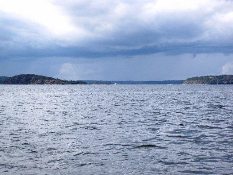 Topographie _ _ Fjord