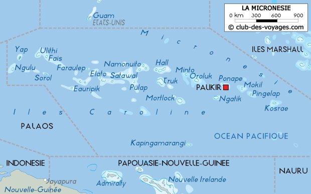 Les Pays _ _ Micronésie