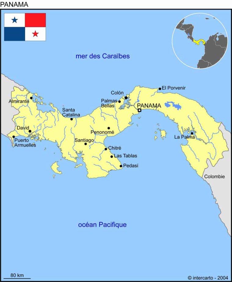 Les Pays _ _ Panama
