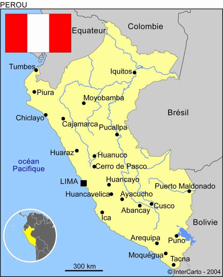 Les Pays _ _ Pérou