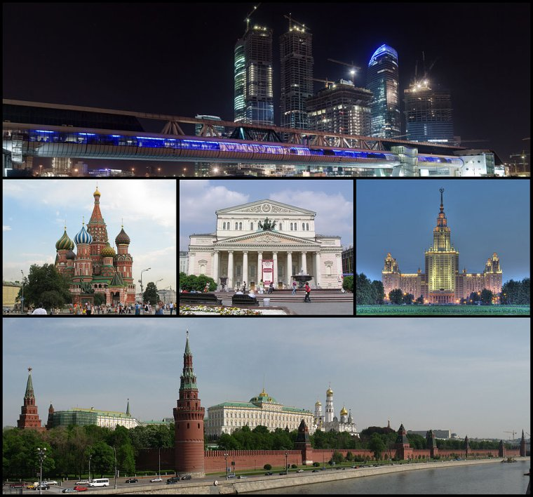 Les Pays _ _ Russie