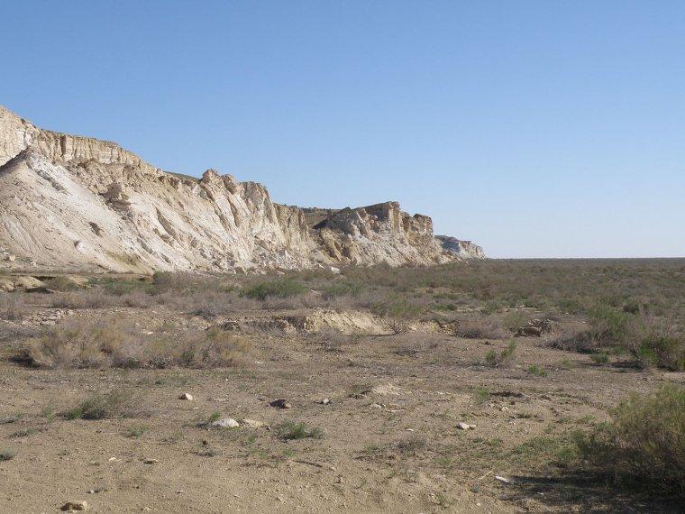 Mer Fermée _ Mer d'Aral