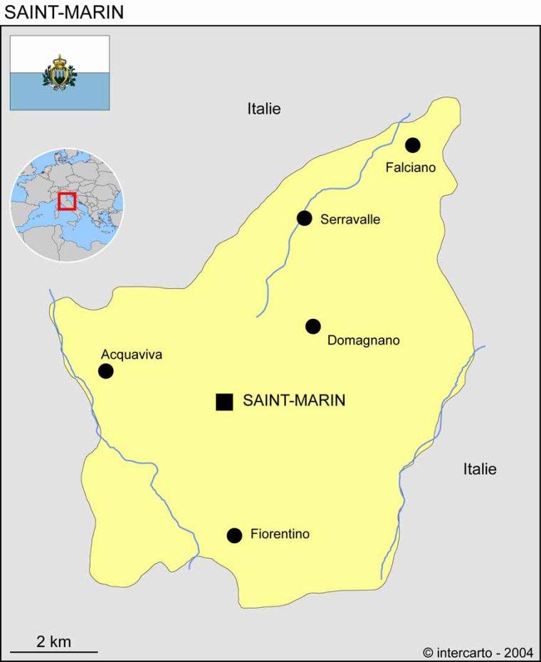 Les Pays _ _ Saint-Marin