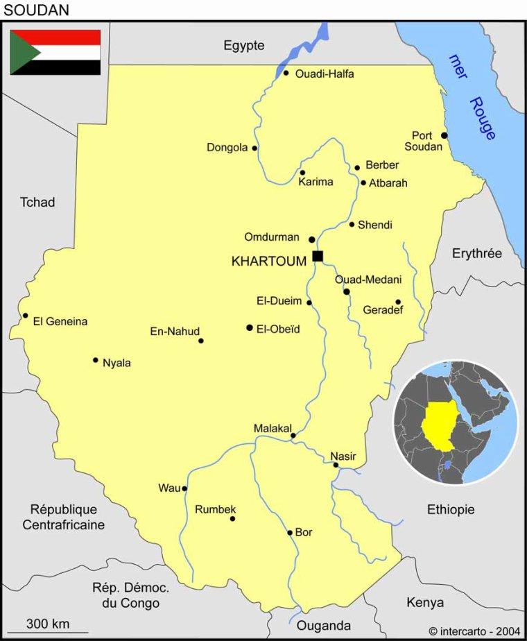 Les Pays _ _ Soudan
