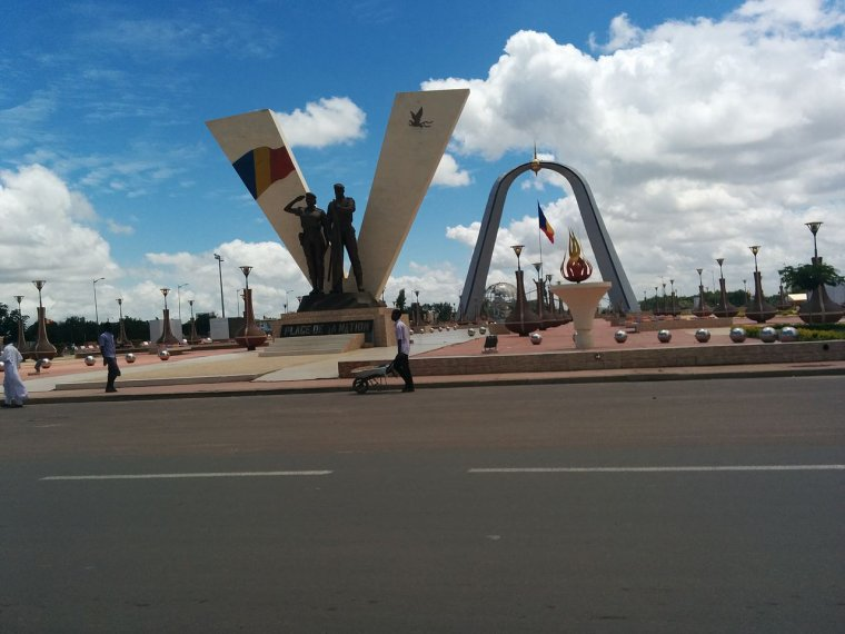 Les Pays _ _ Tchad