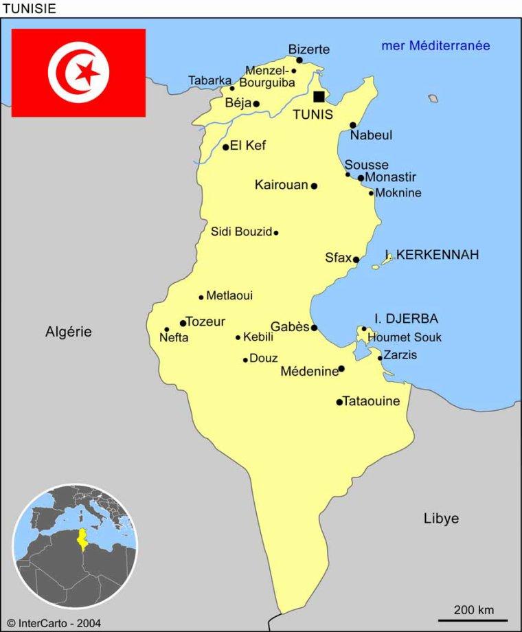 Les Pays _ _ Tunisie