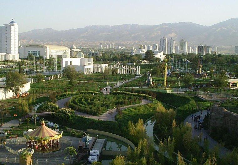 Les Pays _ _ Turkménistan
